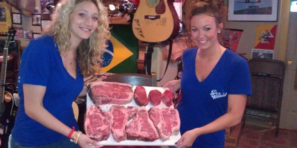 Massive Steak